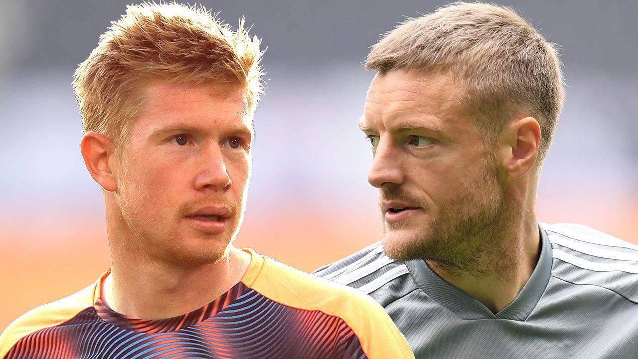 Premier League: Manchester City vs Leicester City, duro examen para Pep Guardiola y Kevin De Bruyne