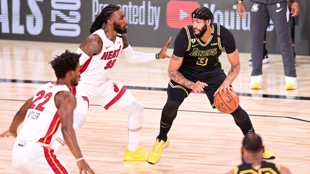 NBA Finals 2020: Schedules, news, odds and latest updates for Heat-Lakers