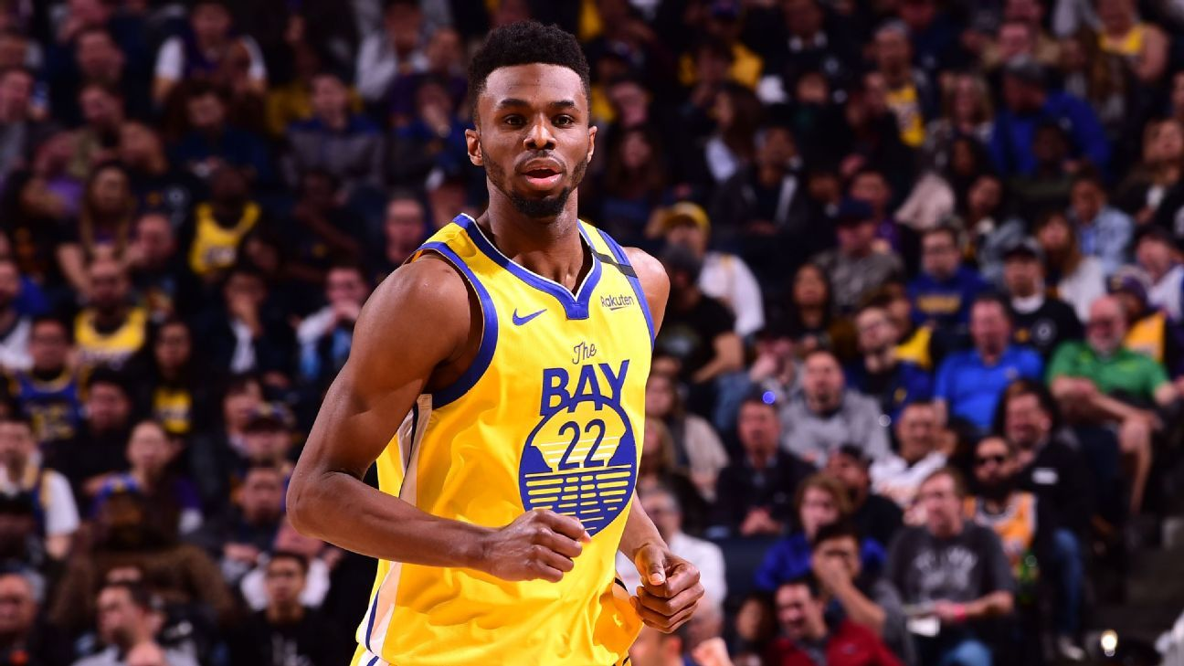 Warriors' Andrew Wiggins remains unvaccinated, source says, jeopardizing his availability for Golden State