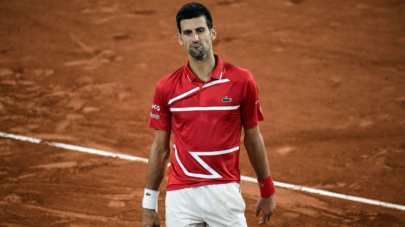 Rafael Nadal poses toughest test for Novak Djokovic in the 2020 French Open men's final – ESPN