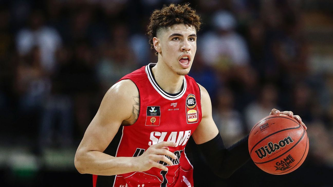 Source: Wolves, potential top pick LaMelo meet