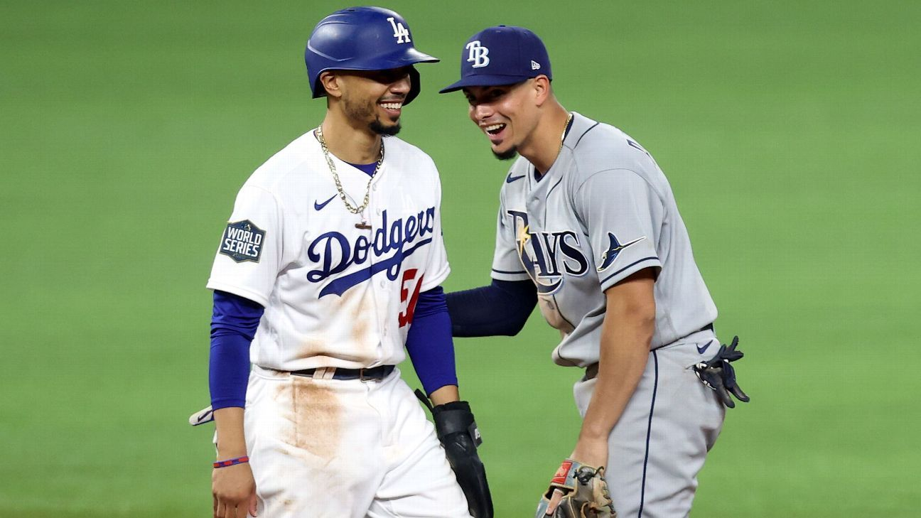 World Series roundtable: Everything we learned in Games 1 and 2