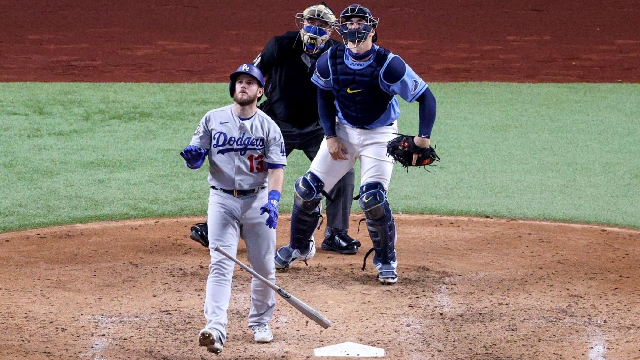 World Series Daily: Dodgers eye first title in 32 years as Rays try to force Game 7