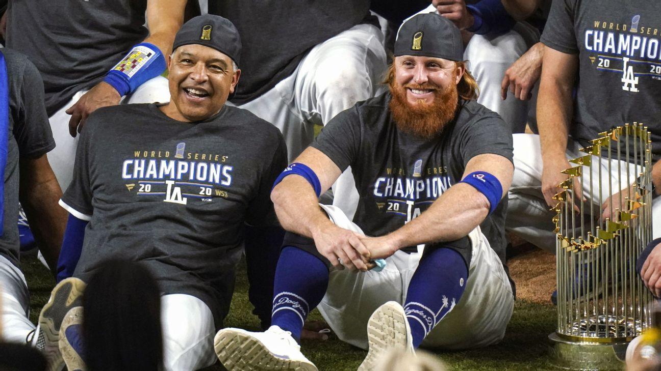 MLB: Dodgers' Justin Turner disregarded coronavirus protocols – ESPN