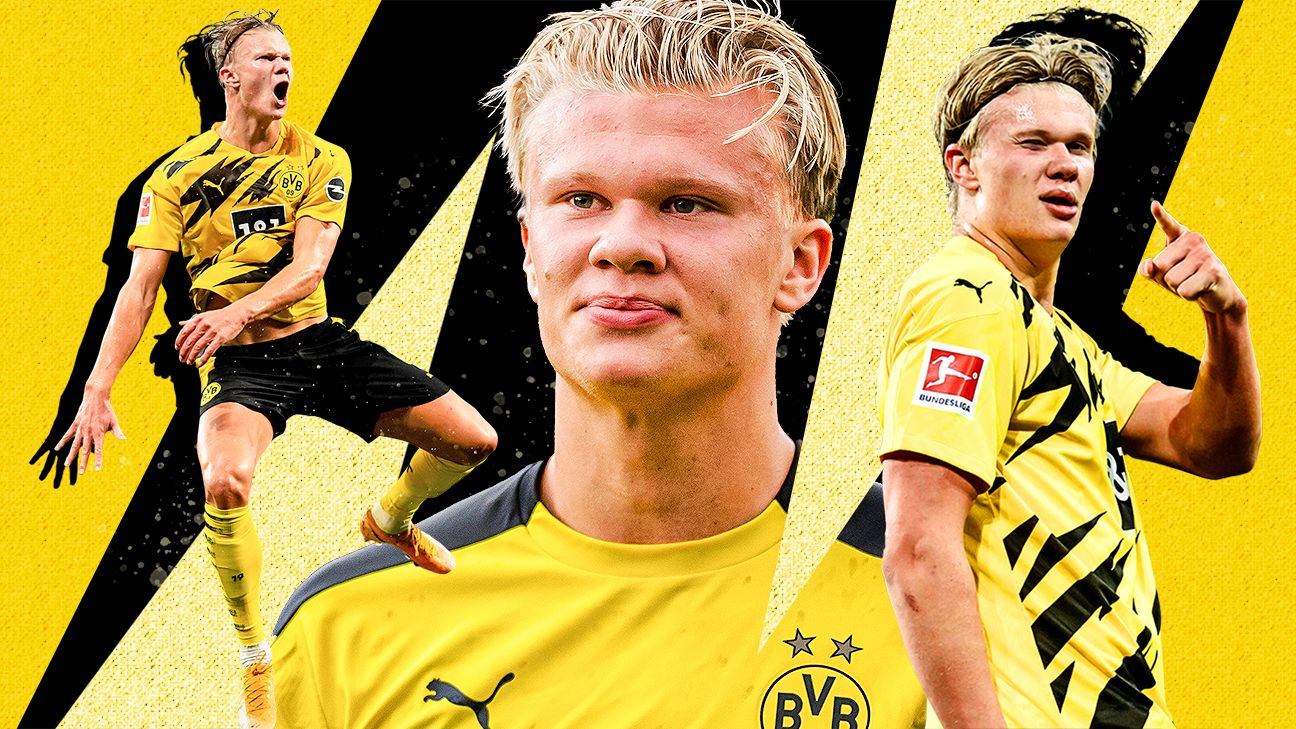 Why Dortmund Star Erling Haaland Could Become The World S Best Footballer