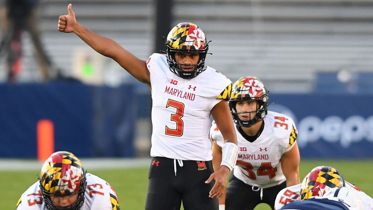 Penn State Nittany Lions drop to 0-3 as Maryland Terrapins roll behind QB Taulia Tagovailoa – ESPN