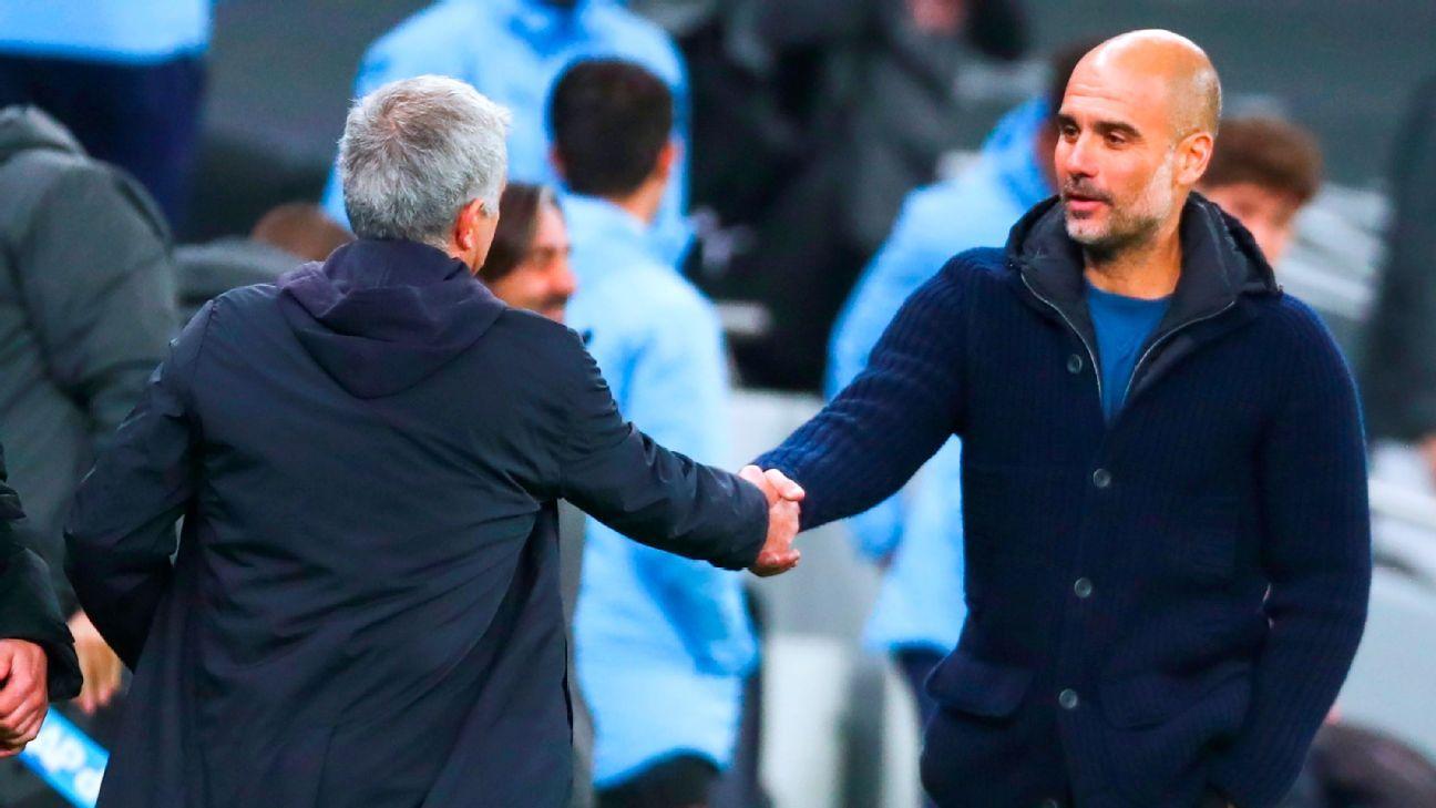 Tottenham Hotspur vs. Manchester City - Reporte del Partido - 21 noviembre, 2020 - ESPN
