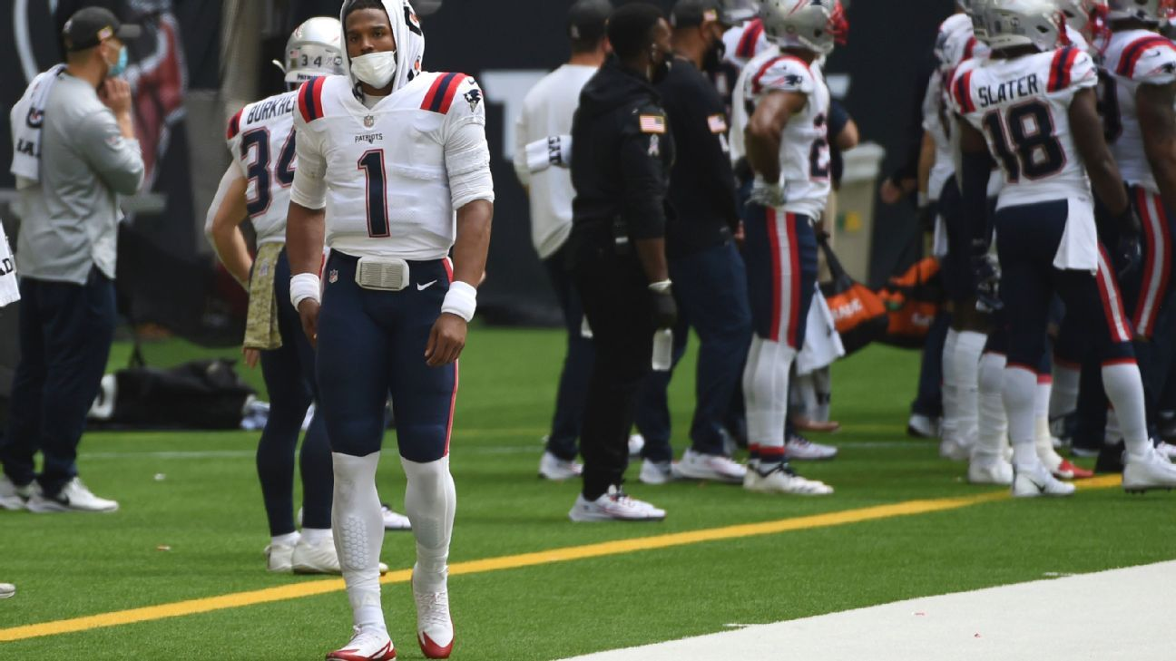 Masks now required for players on sideline as part of new NFL COVID-19  protocols