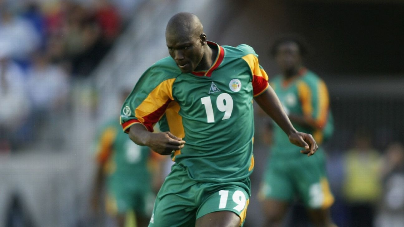 Senegal World Cup hero Papa Bouba Diop dies at 42