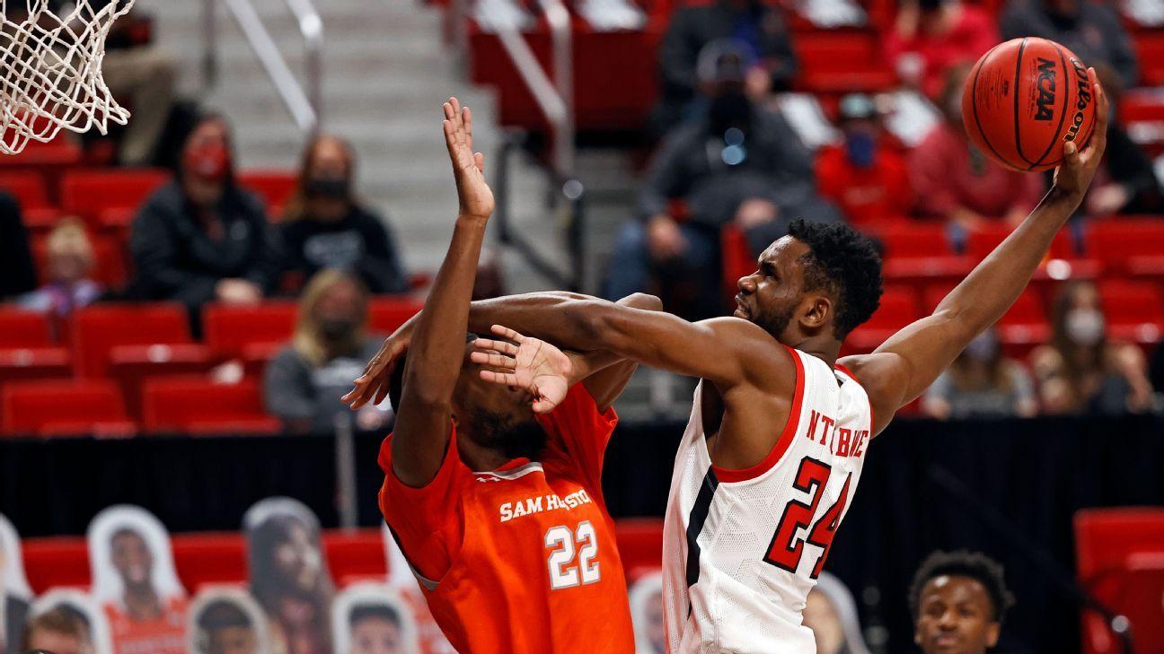 Joel Ntambwe Leaving Texas Tech Men S Basketball Program For Personal Reasons