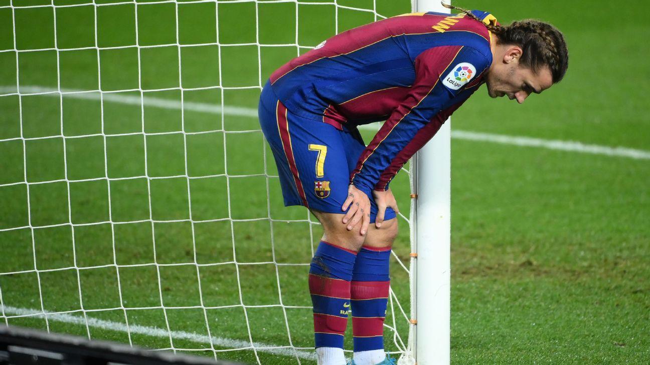 No hay manera que el Barcelona disfrute de una jornada redonda. Si ante el Levante se encontró con una victoria pírrica, colgado del larguero en un final de infarto e indigno de su teórica superioridad, frente a la Real se soltó con una primera mitad digna de elogio... Para acabar, otra vez, pidiendo la hora.