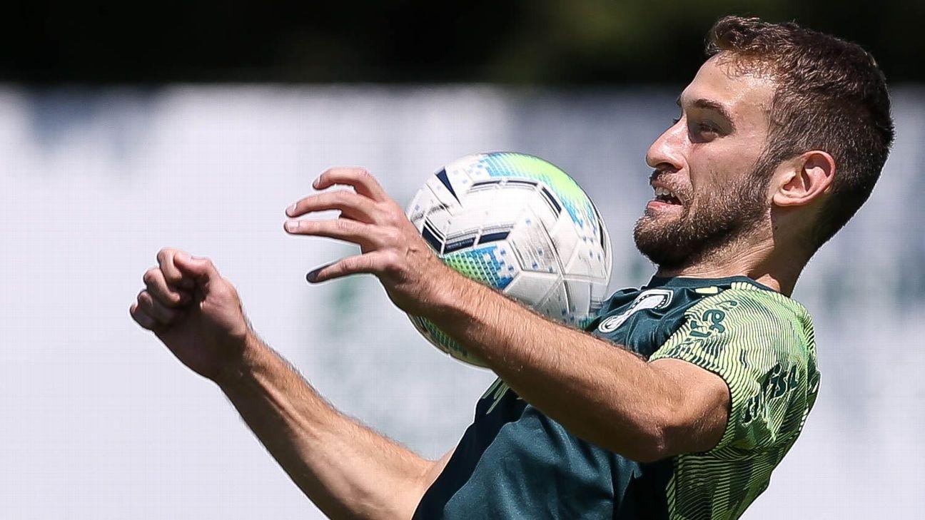 Emprestado até o junho, Palmeiras define futuro do zagueiro Alan Empereur; confira