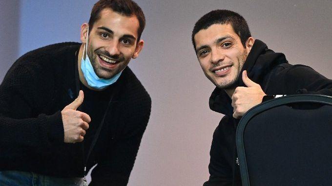 Raúl Jiménez regresa a los entrenamientos con Wolverhampton, cinco semanas después de su impactante lesión