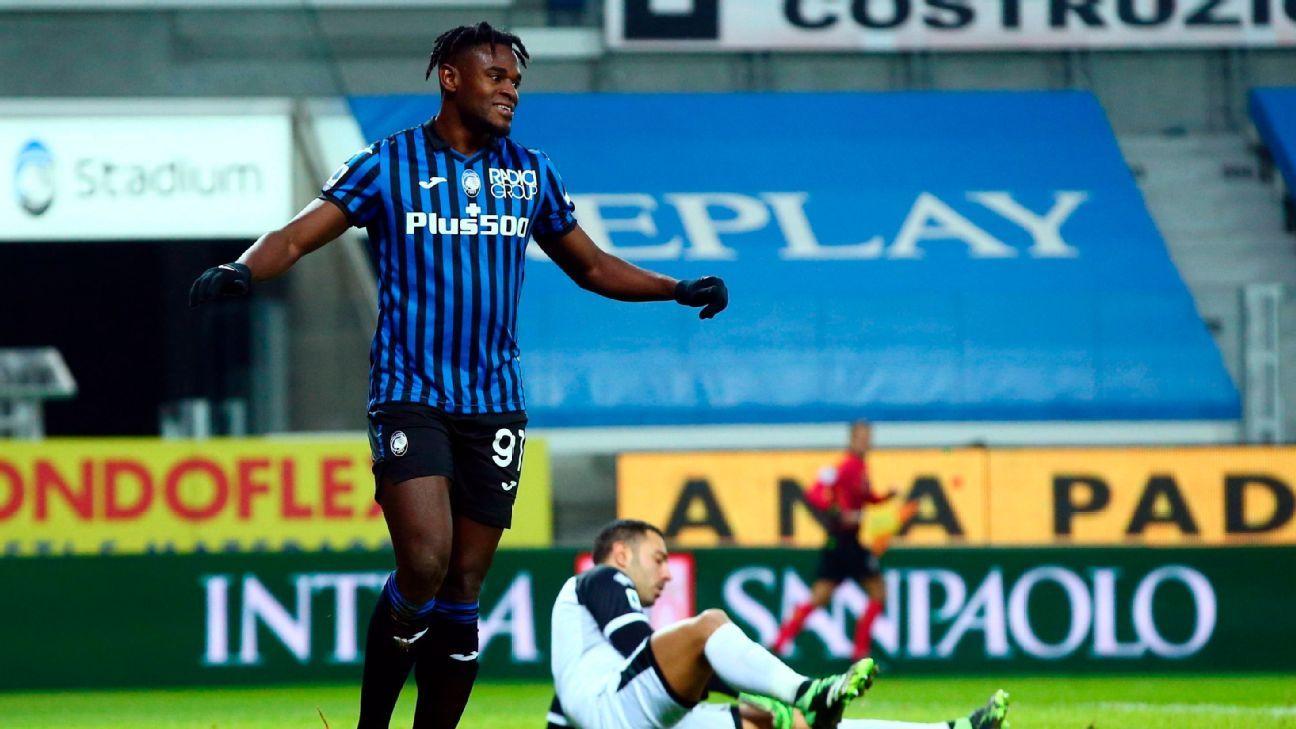 Atalanta vs. Parma - Reporte del Partido - 6 enero, 2021 - ESPN