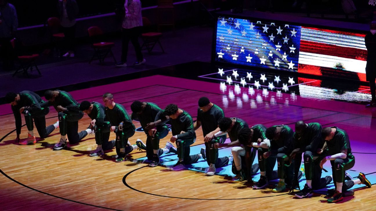 Boston Celtics, Miami Heat play game 'with a heavy heart' amid recent events - 'Some things have not changed'