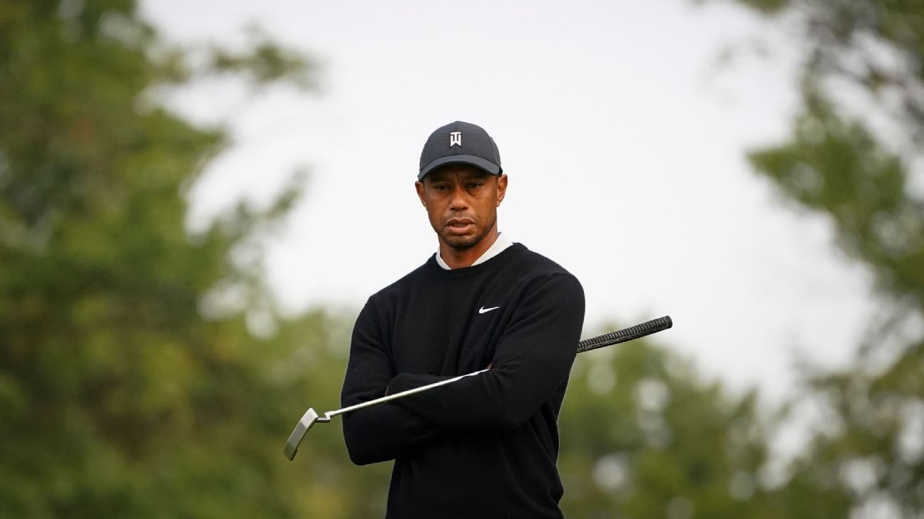 What will Tiger's 2021 look like now?