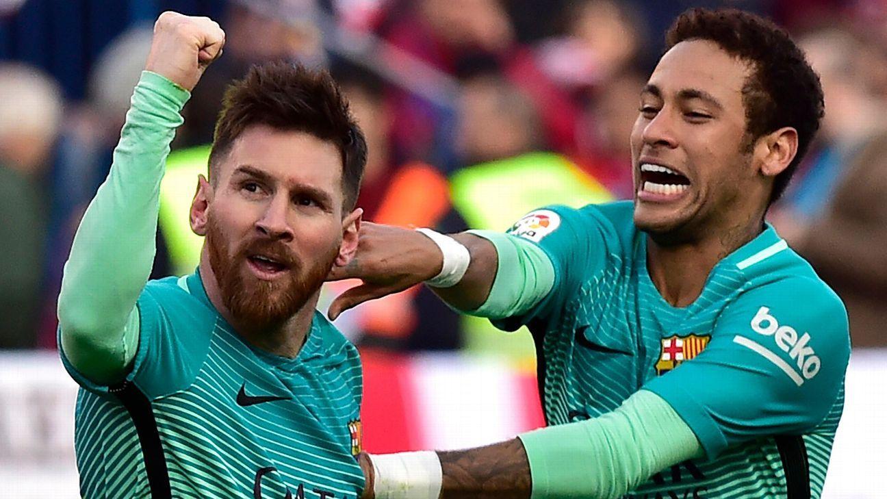 PSG no pierde la esperanza de un reencuentro Neymar-Messi en la Ligue 1