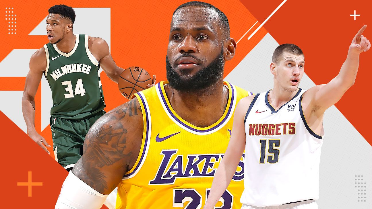 NBA Power Rankings - Giannis Antetokounmpo and the Milwaukee Bucks are figuring things out - ESPN