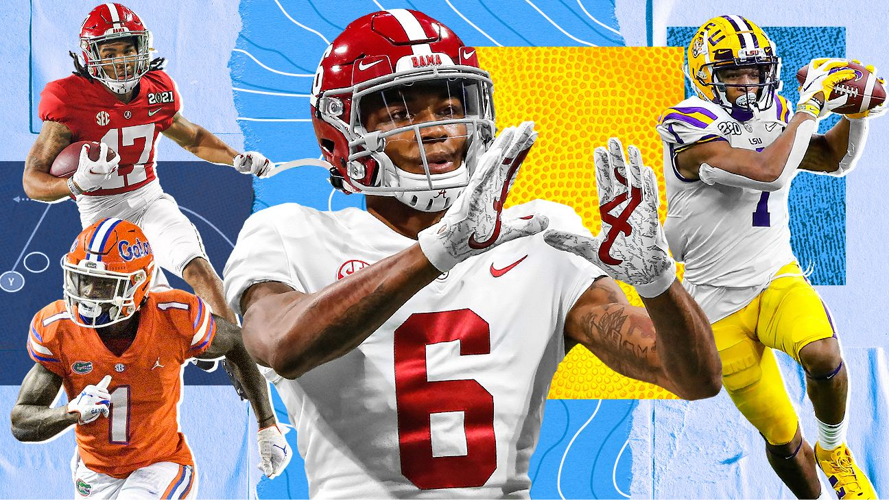 NFL mock draft 2021 - Todd McShay's post-Super Bowl predictions for all 32 first-round picks - ESPN