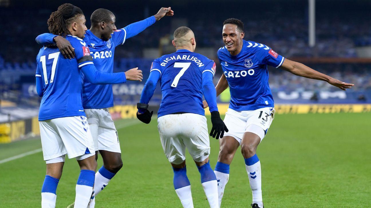 El carácter, una de las grandes virtudes de Everton esta temporada