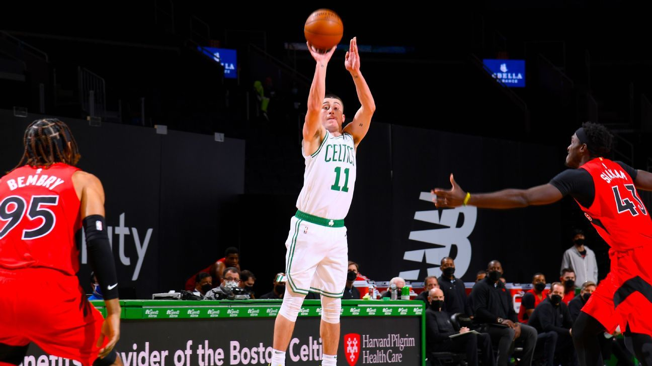 Why Celtics rookie Payton Pritchard is the most important player you've never heard of on an NBA contender - ESPN
