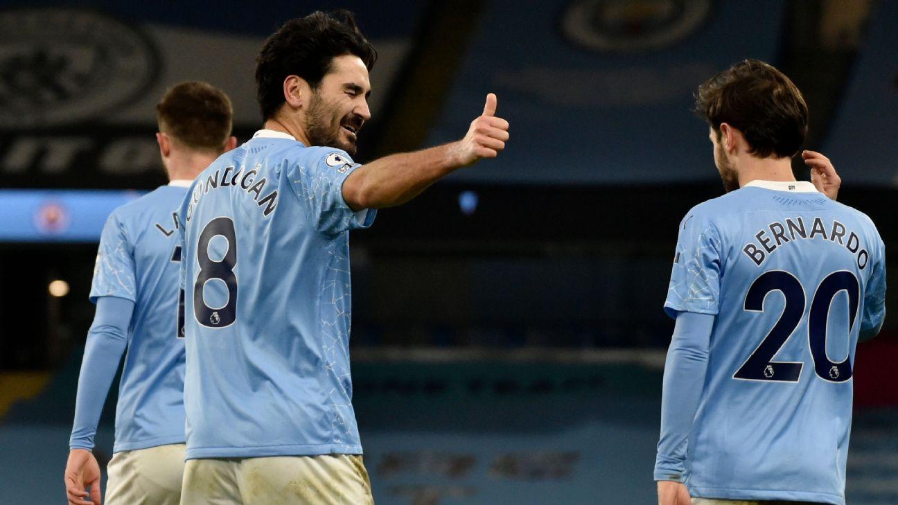 Manchester City vs. Tottenham Hotspur - Reporte del Partido - 13 febrero, 2021 - ESPN