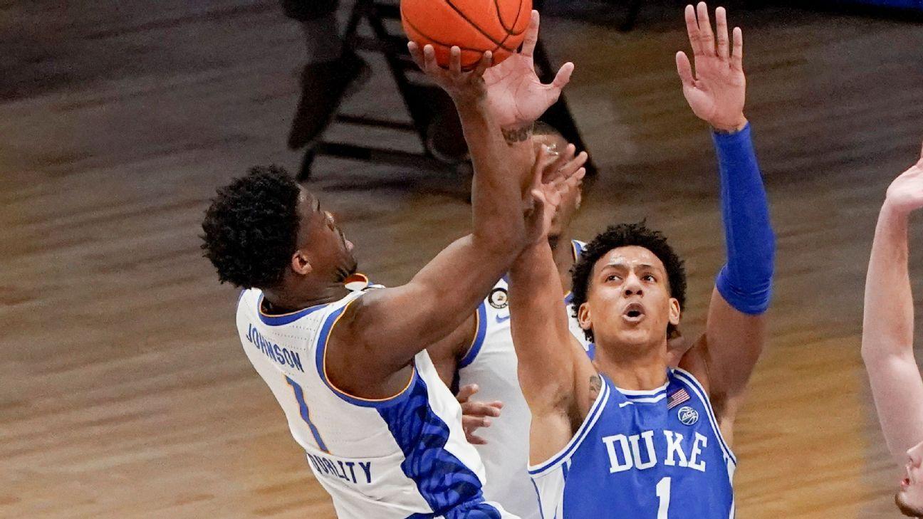 Freshman Jalen Johnson opts out of remainder of Duke's season to begin preparation for NBA draft - ESPN