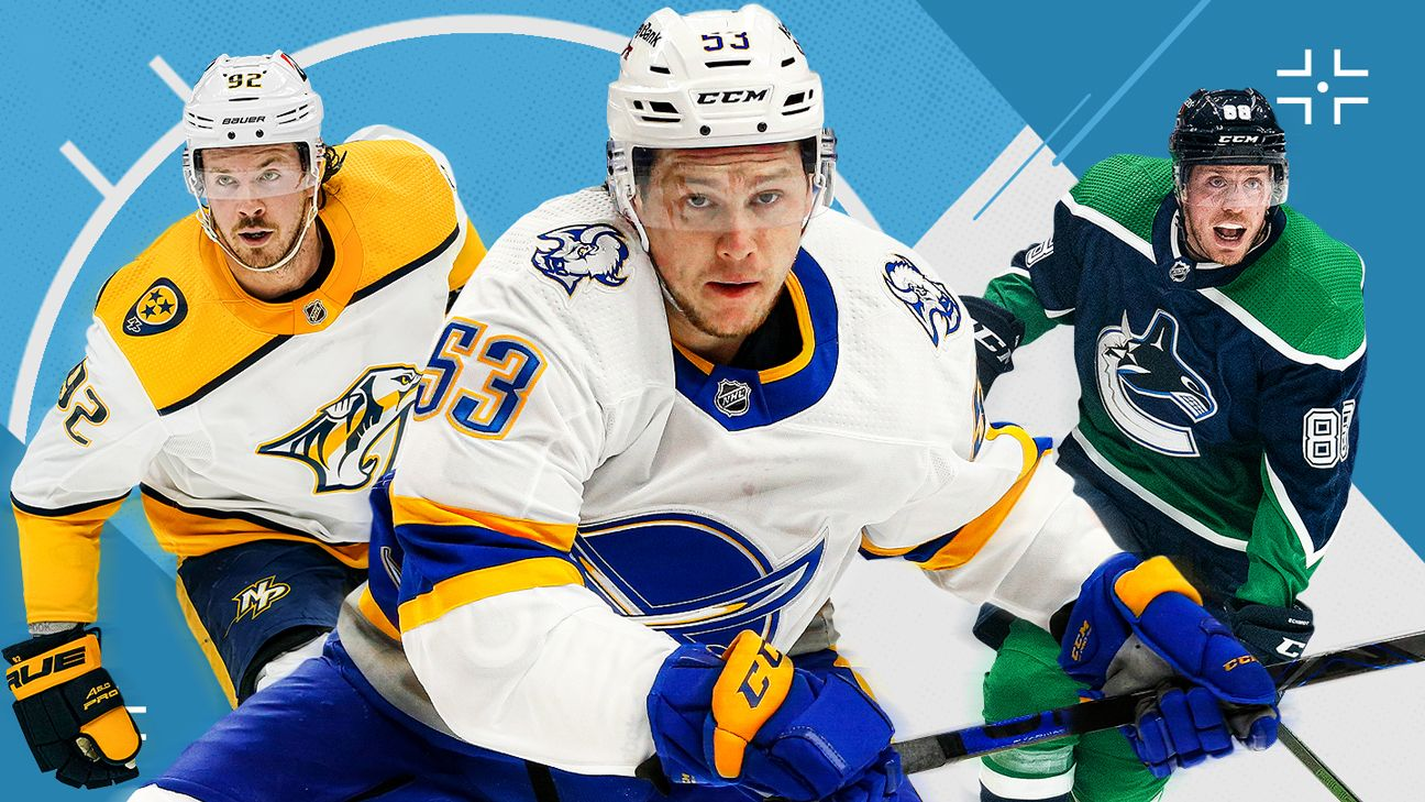 NHL Power Rankings: Key trends for all 31 teams