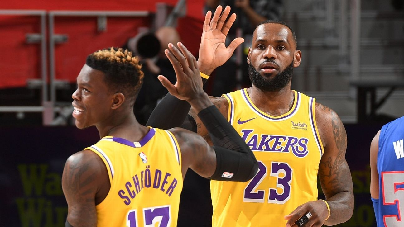 Why the Los Angeles Lakers could be staring at a $100 million luxury tax bill next season - ESPN India