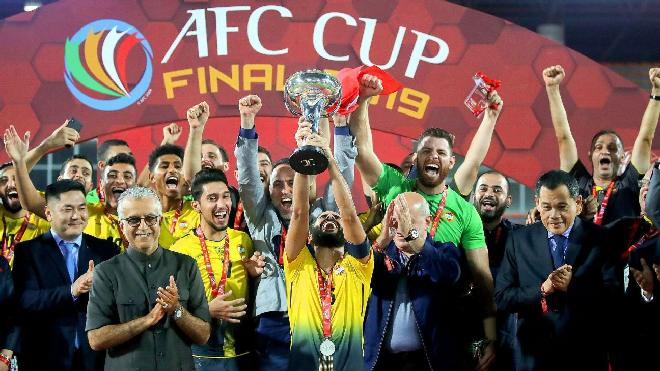 Singapore to host AFC Cup group matches