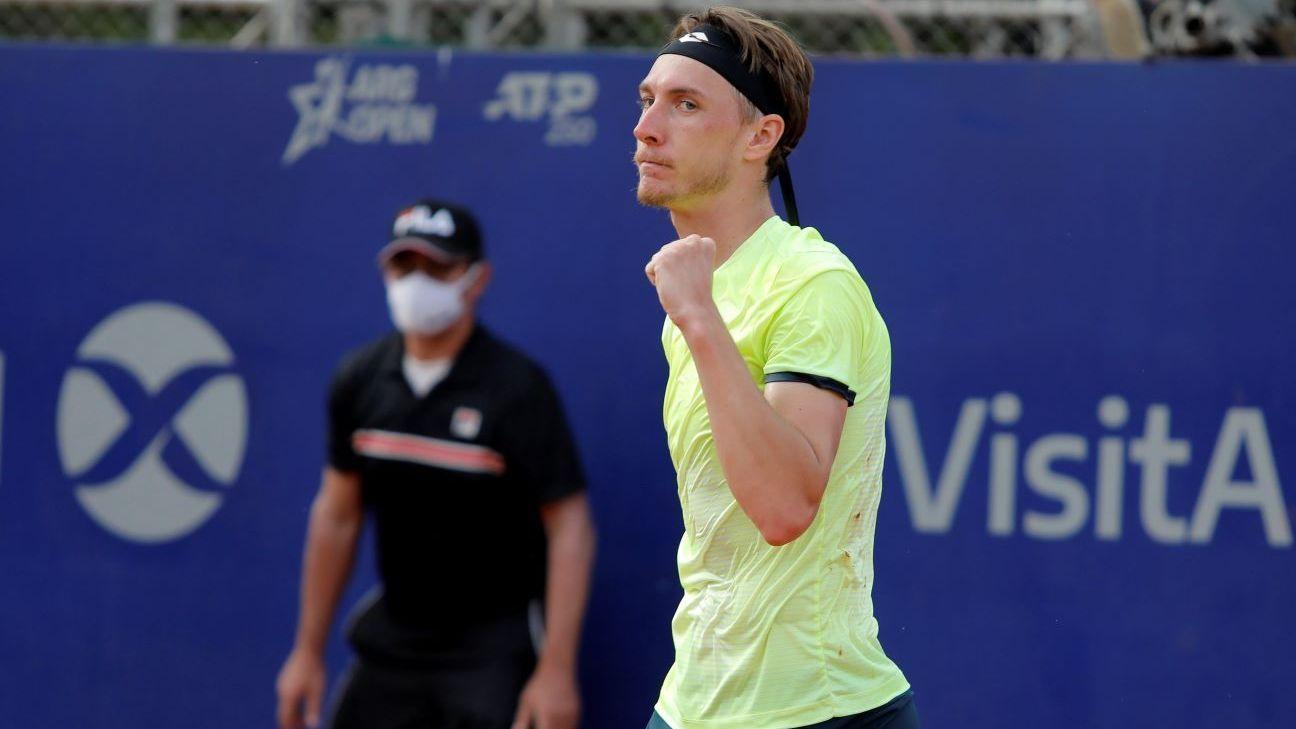 Quién es Lukas Klein, el rival de Schwartzman en su debut en el Argentina Open