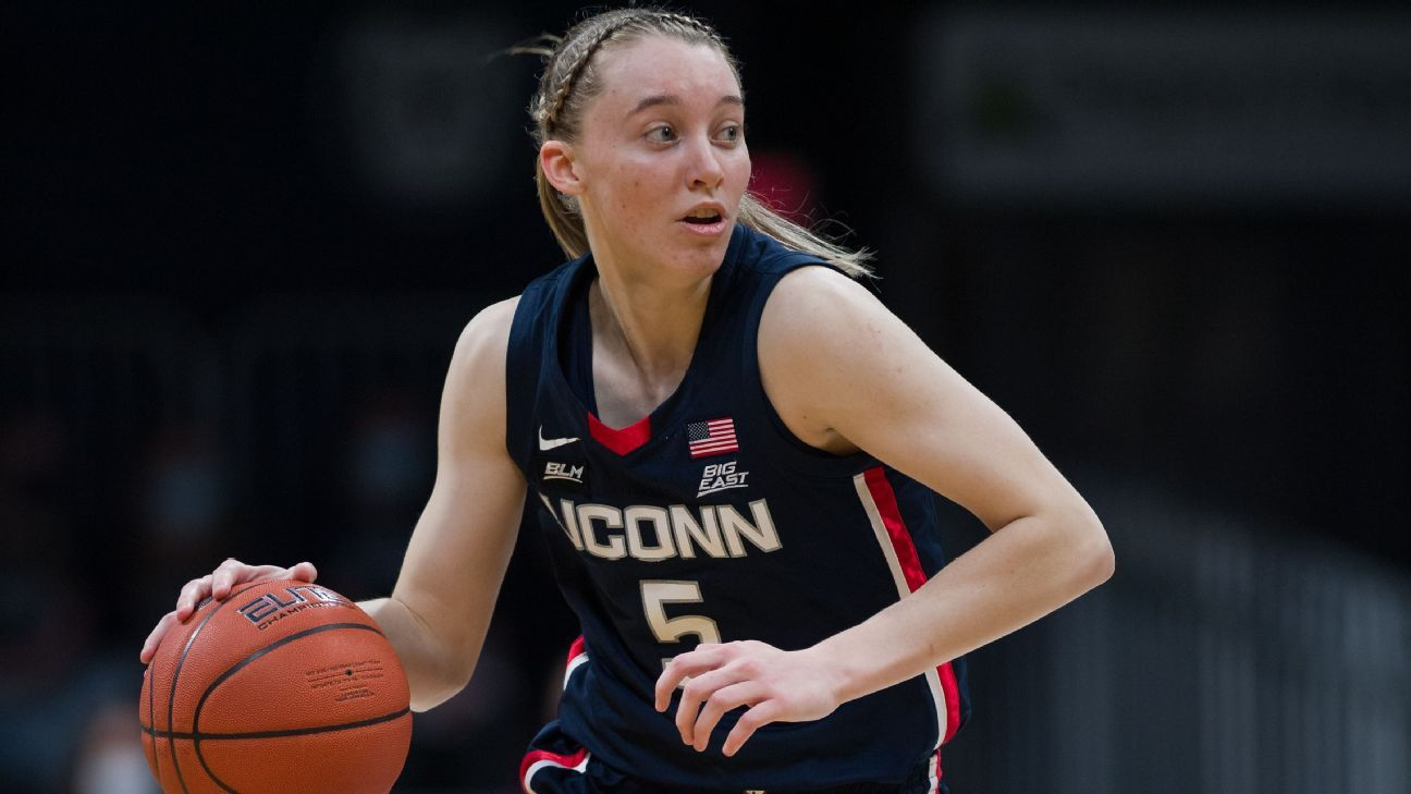 Freshman national player of the year? Making a case for UConn's Paige Bueckers