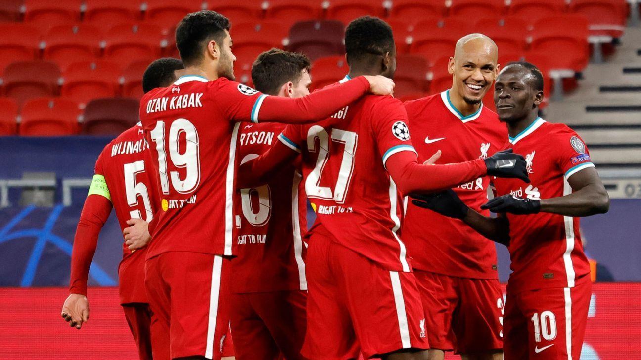 Liverpool vs. RB Leipzig - Football Match Report - March 10, 2021 - ESPN