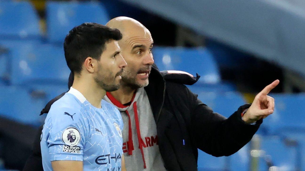 Premier League: Fulham vs Manchester City; el equipo de Pep Guardiola contará con Sergio Agüero entre los convocados para el viaje