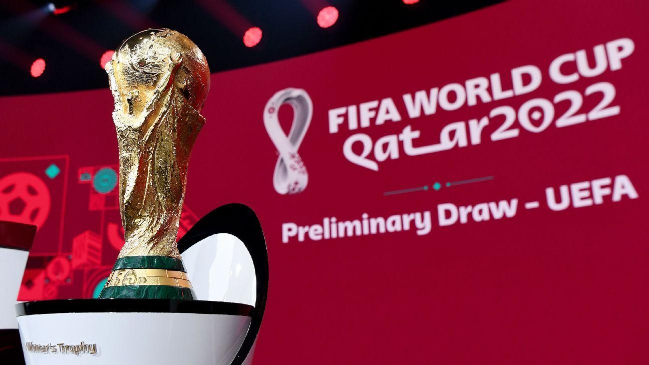 Comienzan las Eliminatorias europeas para la Copa del Mundo de Qatar 2022