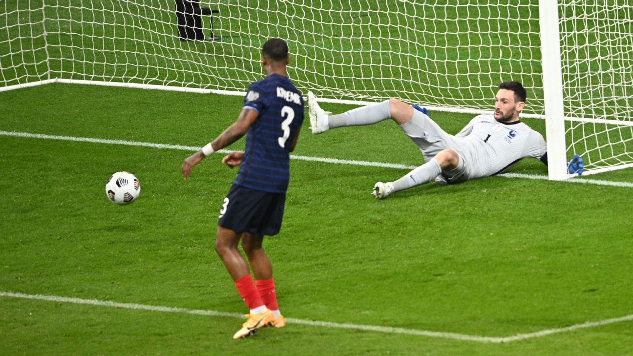 France vs. Ukraine - Football Match Report - March 24, 2021 - ESPN
