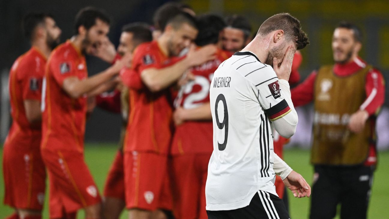 Germany's Low slams Werner's flub in shocking loss thumbnail
