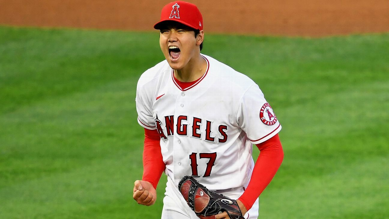 'Everything we thought he could be': The epic debut of Ohtani, the two-way player