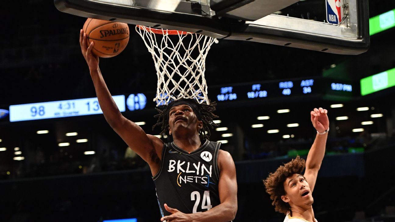 Agent: Johnson agrees to $4.1M deal with Nets