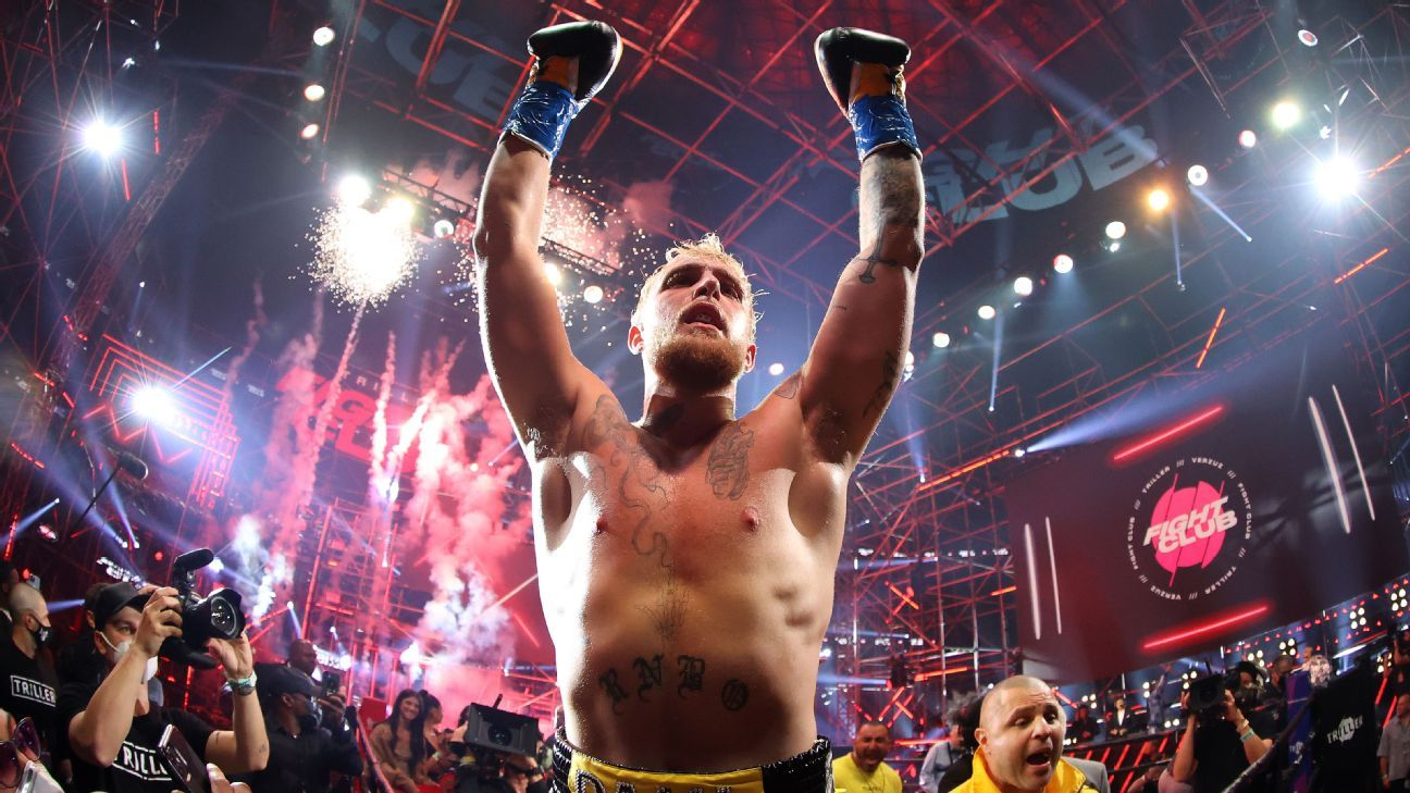 YouTube star Paul beats Askren by 1st-round KO