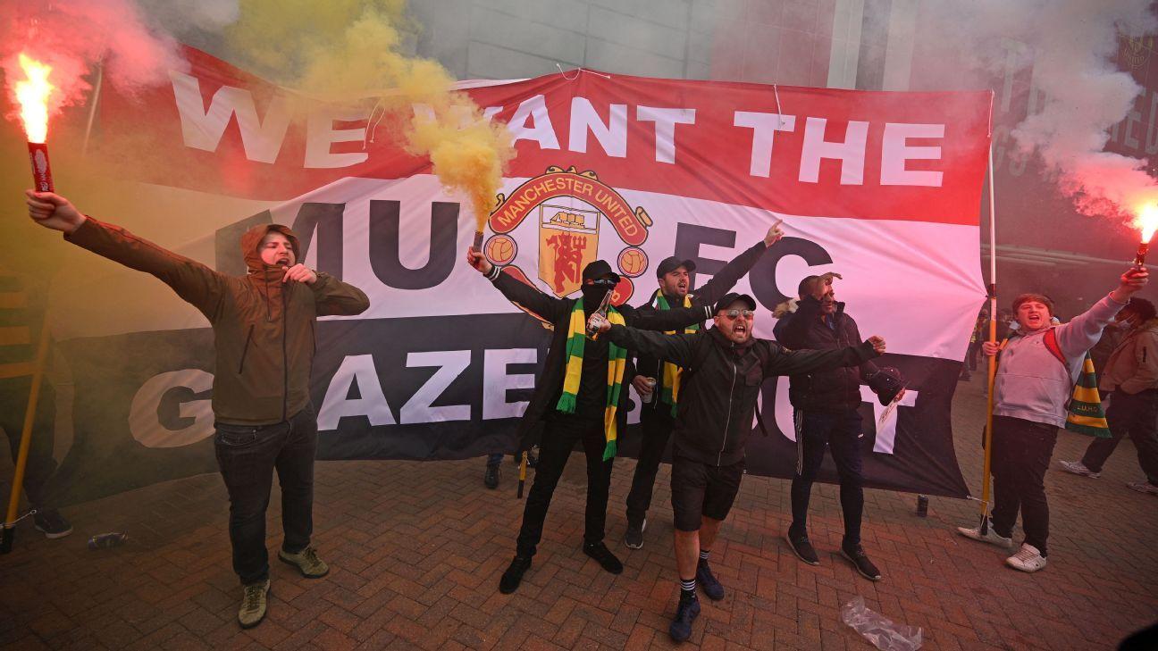 Man United fans' disdain for Glazer family led to Liverpool postponement; what happens next? – ESPN