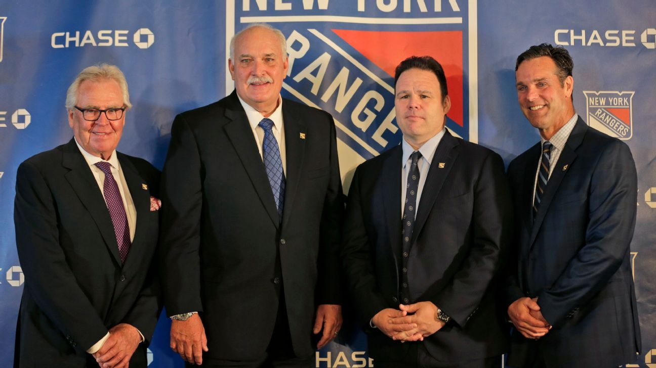 Source: Rangers fire GM, prez in shocking move
