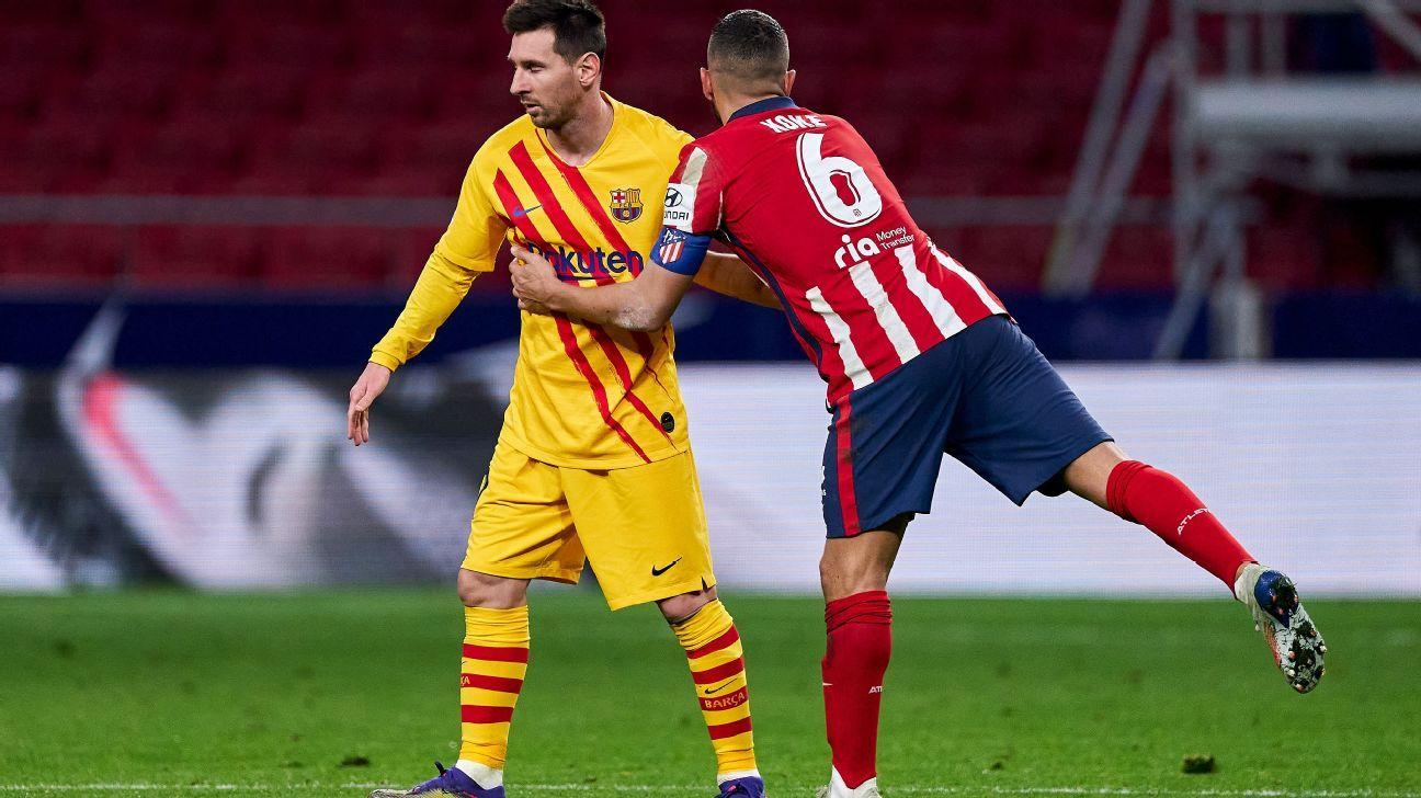 Barcelona vs. Atlético de Madrid: todo lo que debes saber del crucial partido por LaLiga
