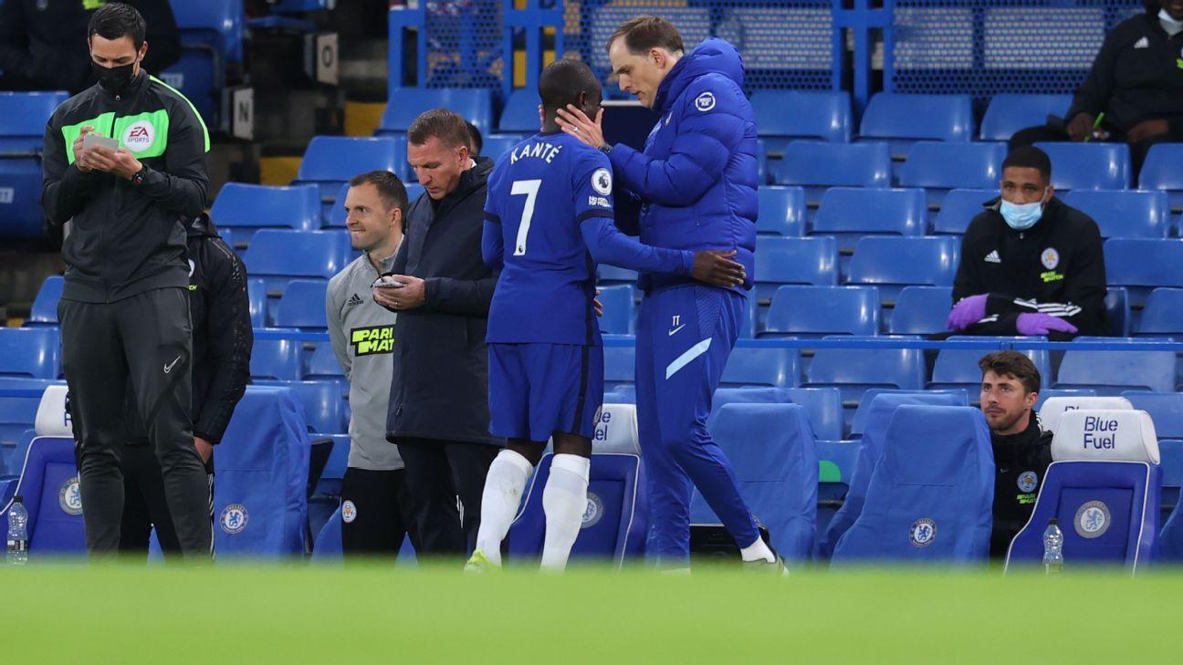 Chelsea: Tuchel descarta una lesión de Kanté de cara a la final de la Champions League
