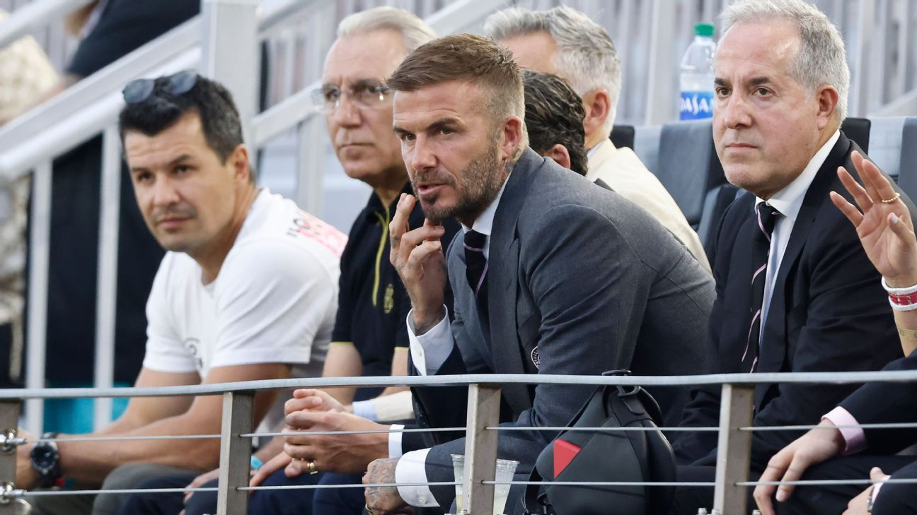 Beckham boosts ownership stake in MLS club