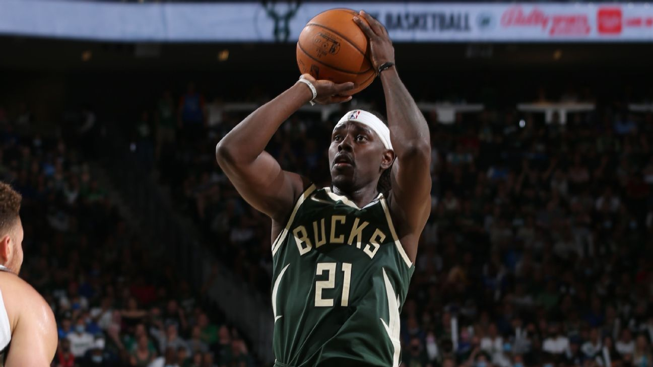Milwaukee Bucks use 'defense first' mentality to get critical win over Brooklyn Nets – ESPN