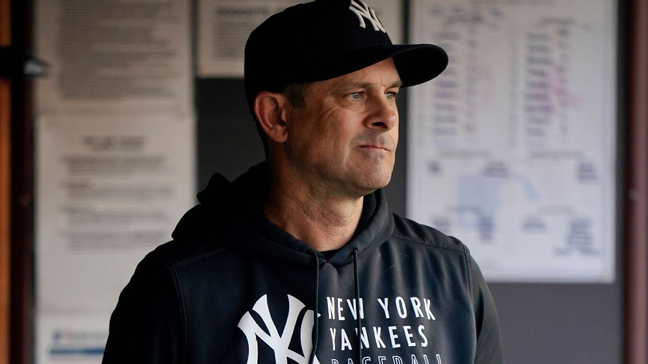 Aaron Boone to return as manager of New York Yankees