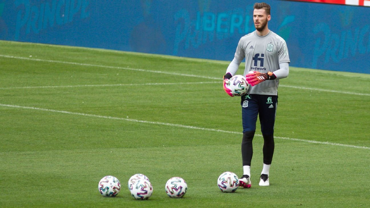 Can De Gea be No. 1 for Man United and Spain again?