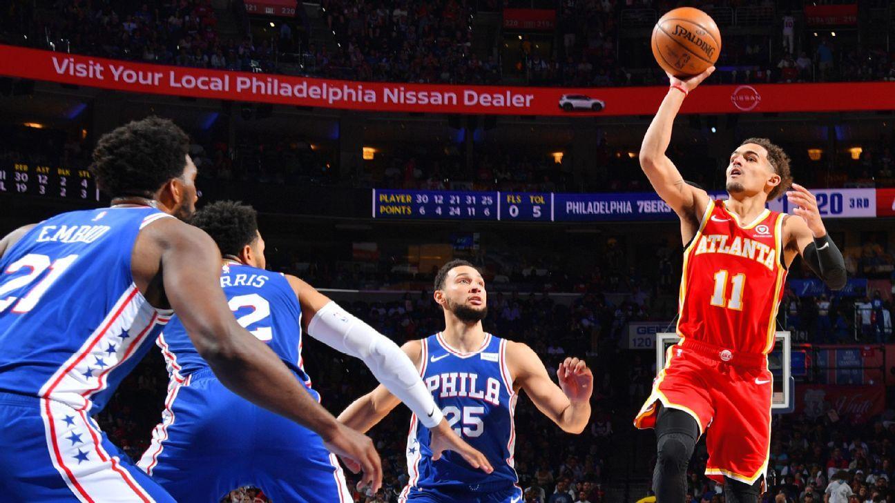 NBA playoffs 2021 - Players react to the Atlanta Hawks' incredible Game 5 comeback - ESPN