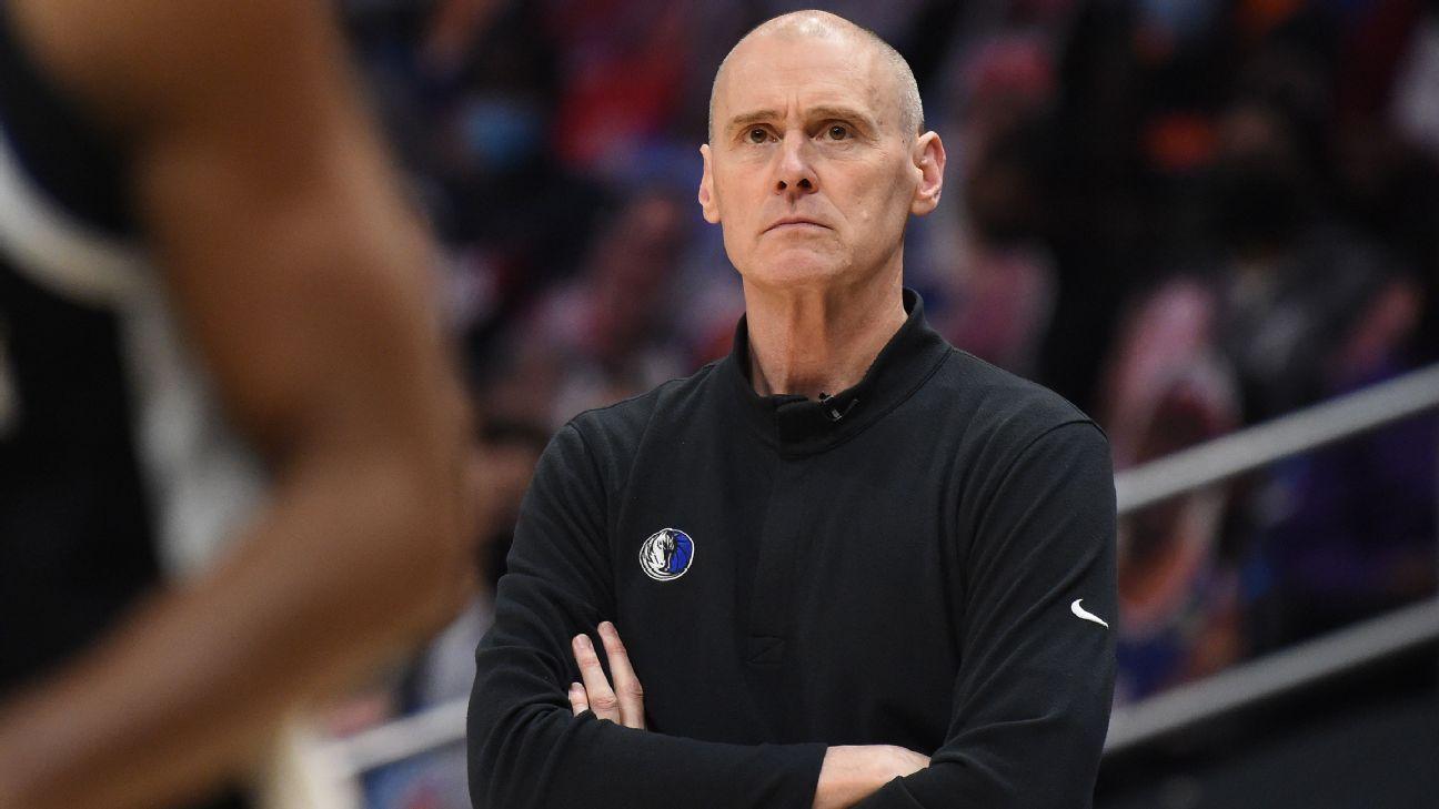 Rick Carlisle won't return as Dallas Mavericks coach after 13 seasons - ESPN